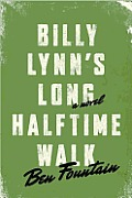 Billy Lynn's Long Halftime Walk (Center Point Platinum Fiction) Cover