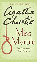 Miss Marple: The Complete Short Stories Cover