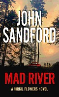 Mad River (Large Print) (Center Point Platinum Mystery)
