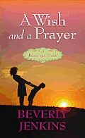A Wish and a Prayer (Large Print) (Blessings Novels) Cover