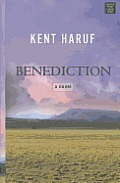 Benediction (Large Print) (Platinum Readers Circle)