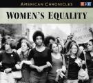 NPR American Chronicles: Women's Equality (NPR American Chronicles) Cover