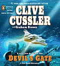 Devil's Gate (NUMA Files) Cover