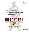 No Easy Day: The Autobiography of a Navy SEAL: The Firsthand Account of the Mission That Killed Osama Bin Laden Cover
