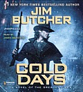Cold Days (Dresden Files) Cover