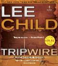 Jack Reacher Novels #3: Tripwire Cover
