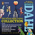 Roald Dahl Audio Collection Includes Charlie & the Chocolate Factory James & the Giant Peach Fantastic Mr Fox the Enormous Crocodile & the
