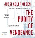 Purity of Vengeance A Department Q Novel