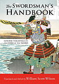 Swordsmans Handbook Samurai Teachings on the Path of the Sword
