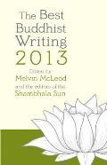 Best Buddhist Writing 2013