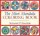 Mini Mandalas Coloring Book