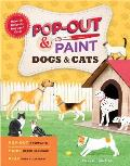 Pop-Out & Paint Dogs & Cats