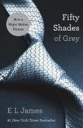 Fifty Shades of Grey: Book One of the Fifty Shades Trilogy Cover