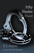 Fifty Shades Freed: Book Three of the Fifty Shades Trilogy Cover