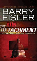 The Detachment (John Rain) Cover