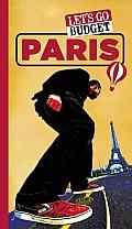 Lets Go Budget Paris 1st Edition