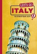 Let's Go Italy: The Student Travel Guide (Let's Go: Italy)