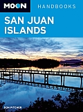 Moon San Juan Islands 4th Edition