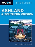 Moon Spotlight Ashland & Southern Oregon