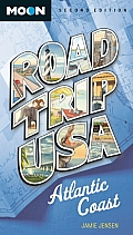 Road Trip USA: Atlantic Coast (Moon Road Trip USA Atlantic Coast) Cover