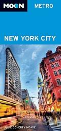 Moon Metro New York City 6th Edition