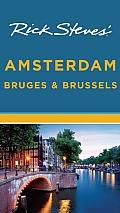 Rick Steves Amsterdam, Bruges & Brussels