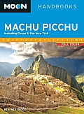 Moon Machu Picchu 2nd Edition