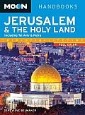 Moon Jerusalem & the Holy Land Including Tel Aviv & Petra