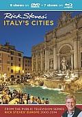 Rick Steves Italys Cities DVD & Blu Ray 2000 2014