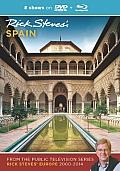 Rick Steves' Spain DVD & Blu-Ray 2000-2014 (Rick Steves)