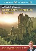 Rick Steves' Germany, Benelux & More DVD & Blu-Ray 2000?-2014