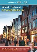 Rick Steves' Scandinavia 2000-2014: 7 Shows on DVD Video + Blu-Ray Disc