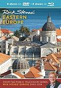 Rick Steves Eastern Europe DVD & Blu Ray 2000 2014