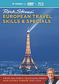 <![CDATA[Rick Steves' European Travel Skills & Specials DVD & Blu-Ray 2000�2014]]>