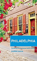 Moon Philadelphia: Including Pennsylvania Dutch Country (Moon Handbooks)