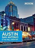 Moon Austin San Antonio & the Hill Country