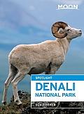 Moon Spotlight Denali National Park (Moon Spotlight)