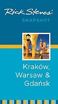 Rick Steves Snapshot Krakow Warsaw & Gdansk 3rd Edition