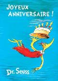 Joyeux Anniversaire!: French Edition of Happy Birthday to You!
