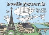 My Trip to Paris: Doodle Postcards (Doodle Postcards)