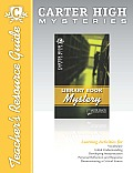 Library Book Mystery Teacher's Resource Guide Cover