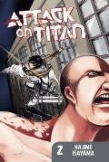Attack on Titan 2 (Attack on Titan) Cover