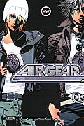 Air Gear #22: Air Gear 22 Cover