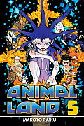 Animal Land #05: Animal Land, Volume 5 Cover