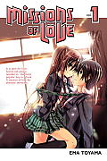 Missions of Love #01: Missions of Love, Volume 1 Cover