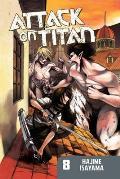 Attack on Titan 8 (Attack on Titan)
