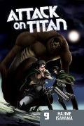 Attack on Titan 9 (Attack on Titan)