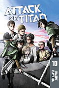 Attack on Titan 10 (Attack on Titan)