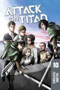 Attack on Titan 10 (Attack on Titan)