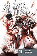 Attack on Titan #11: Attack on Titan, Volume 11